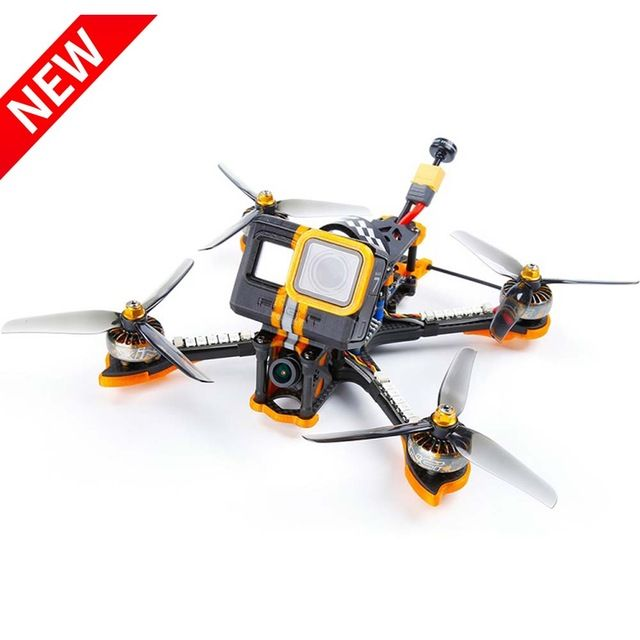 New Iflight Cidora Sl5 4s 6s Fpv Drone Bnf Squish X 215mm 5inch Fpv Freestyle Frame With 5mm Arm 5i Fpv Drone Racing Fpv Racing Fpv Drone