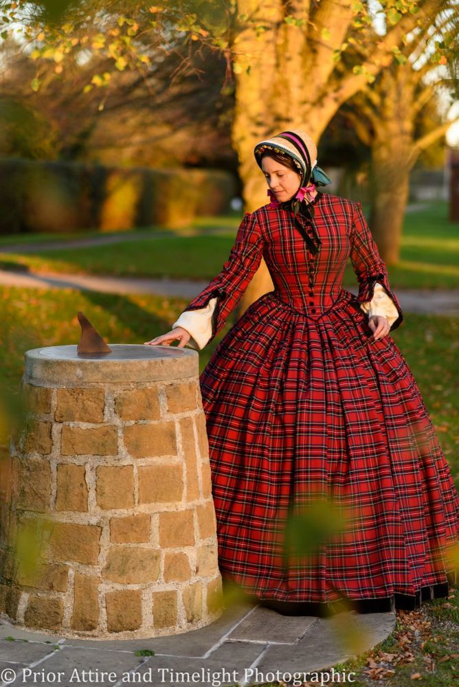 Victorian Crinoline Day Dress Size 12 In 2018 Things I Make Historical Attire Pinterest Dresses And