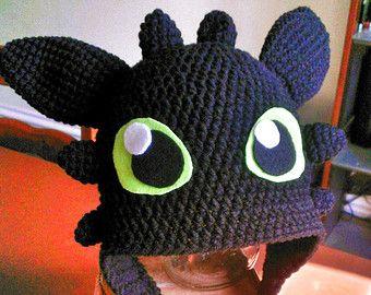 chimuelo dragon crochet - Buscar con Google