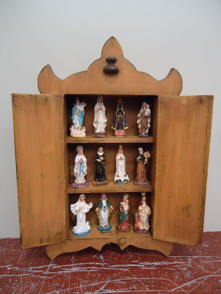 Wakan Wood Artesanato Xamânico ~ 17 melhores imagens sobre oratório no Pinterest Madeira, Artesanato e Alimentadores de pássaros