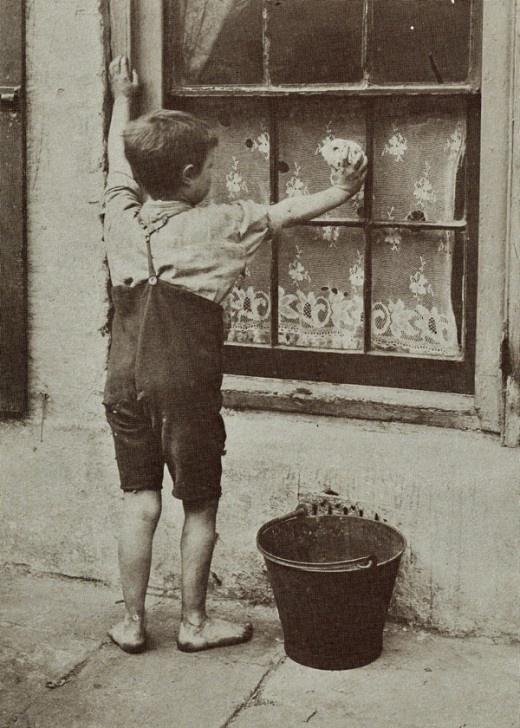 Spitalfields Nippers, 1912