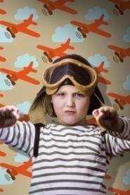 airplane kids wallpaper