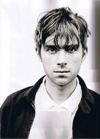 Damon Albarn- he's at latitude. I have to go.