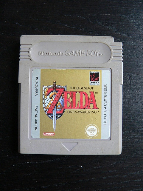 Another great Zelda game!