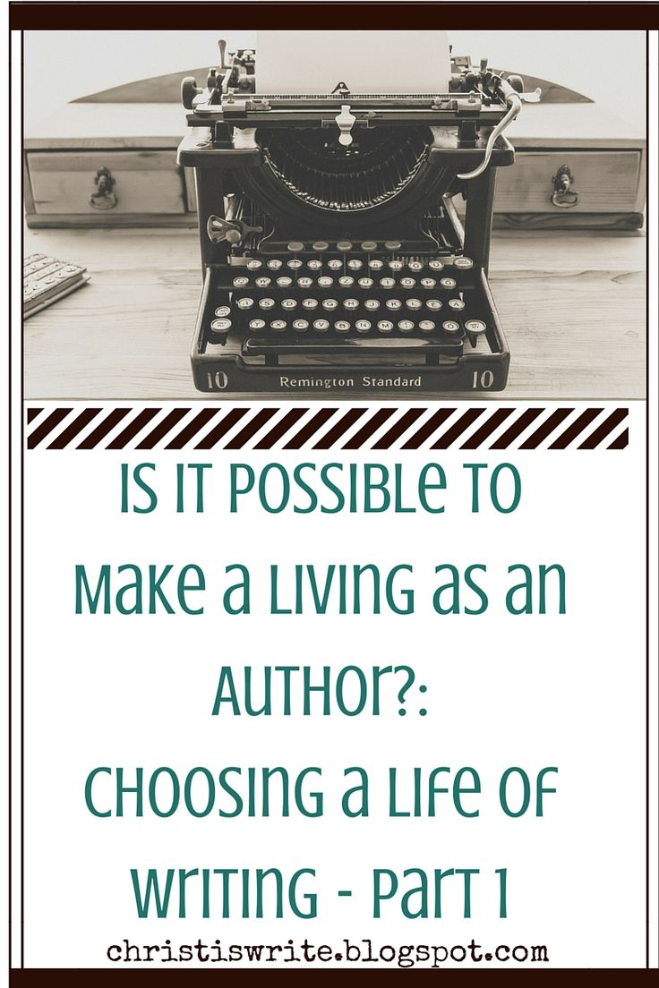 Is it Possible to Make a Living as an Author?: Choosing a Life of #Writing - Part 1 Tessa Emily Hall ~ Christ is Write How Can an Aspiring Author Build a Platform That Impresses an Agent or Publisher? Tessa Emily Hall ~ Christ is Write #amwriting #writingtips #writingadvice #aspiringauthor #amblogging #freelancewriting