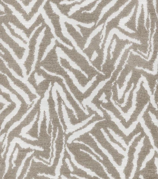P/K Lifestyles Upholstery Fabric-Animal Kingdom/Shale
