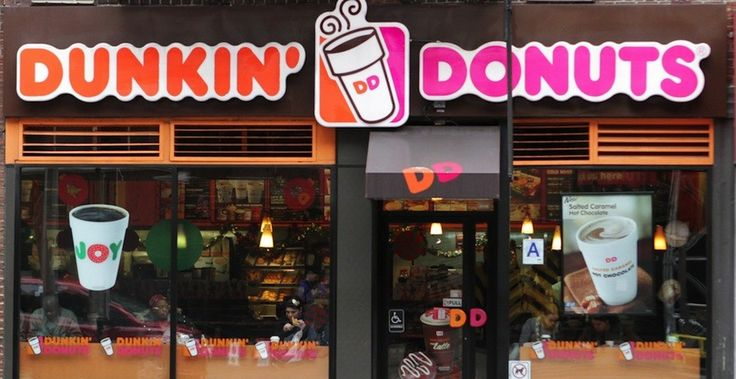 Rise and Shine with a Dunkin' Donuts Franchise