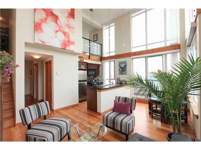 "503 7 RIALTO Court in New Westminster: Quay Condo for sale in ""MURANO LOFTS"" : MLS(r) # V1133033"