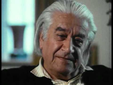 """""""You don't do anything, you let it evolve."""" - Sergiu Celibidache Ein Film, der mein Leben nachhaltig verändert hat."""