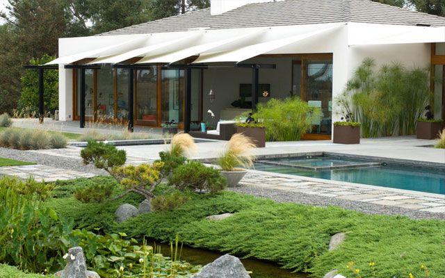 M s de 25 ideas incre bles sobre toldos vela en pinterest - Toldos terraza baratos ...