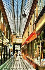 Photo de Passage Jouffroy, Paris 09, PA00088996
