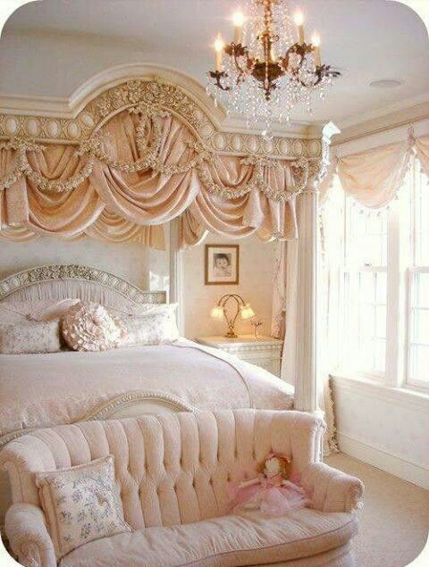 Hope God bless me with a girl!This would be a great room for a princess!!