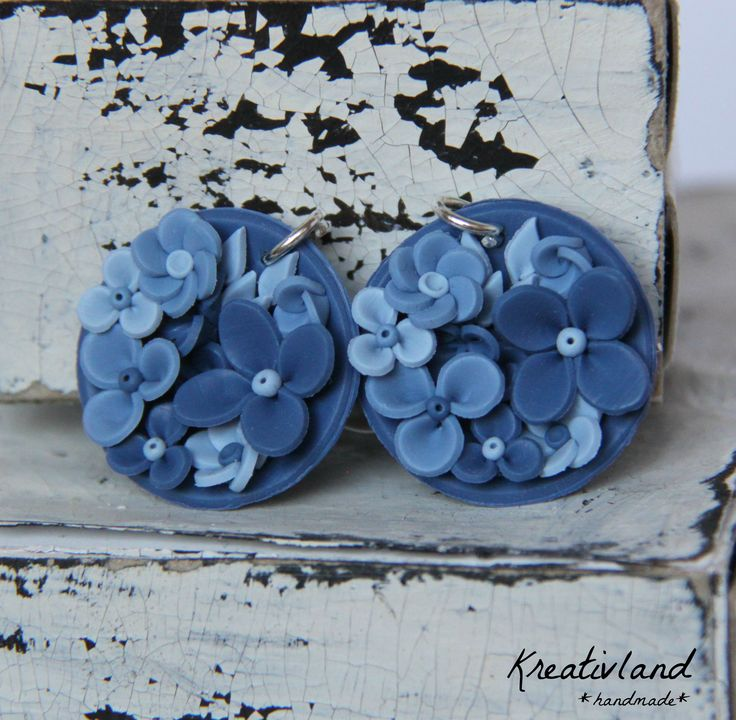 Potpourri #6 - handcrafted from polymer clay (own design)
