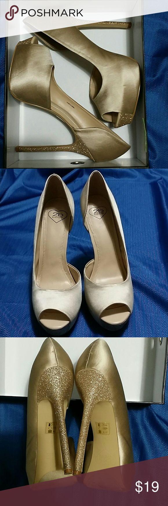 2b bebe Women's Shoes 2b bebe Women's Shoes (9 M) 2b bebe  Shoes Heels
