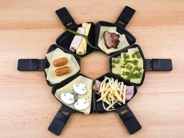 Raclette ideas. #raclette-ideas #raclette-recipes #tabletop-cooking #the-tabletop-cook