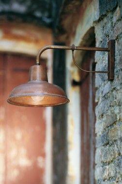 Buitenlamp Contrada 243.05.or Il Fanale
