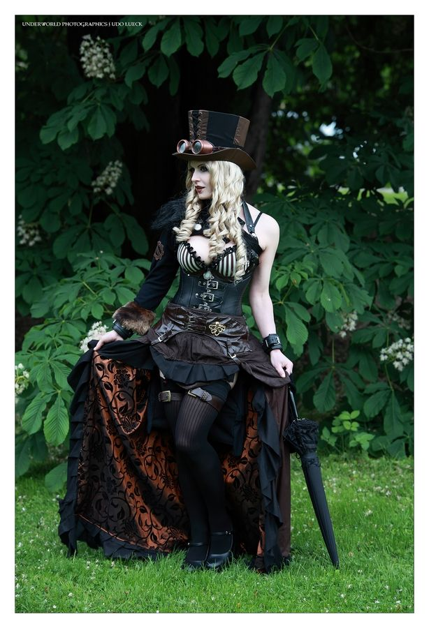 ~ Official Website Wave-Gotik-Treffen Leipzig ~ #Steampunk