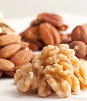 En las nueces también se encuentra la vitamina E