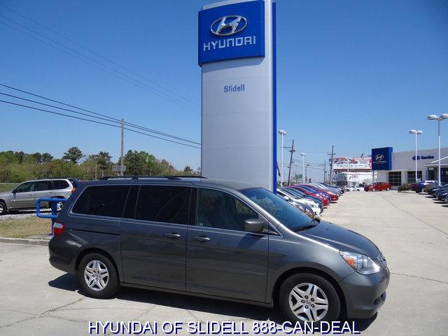 Year: 2007 Make: Honda Model: Odyssey Series: EX Body: Minivan Engine ...