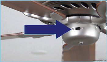 Ceiling Fan Direction Reverse Switch Image
