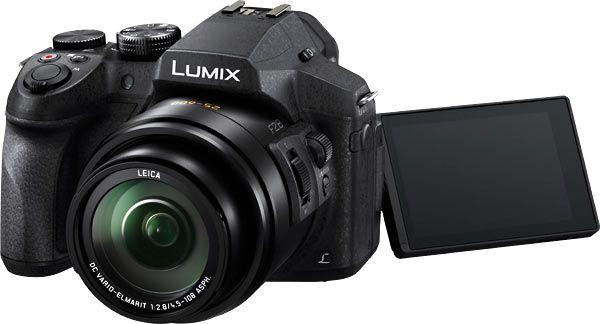Panasonic: New DMC-FZ300 24x Super Zoom Camera: Constant F2.8 Aperture, 4K Photo and Video Recording, Rugged Splash/Dust-Proof Design