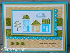 welcome neighbor card - Google Search