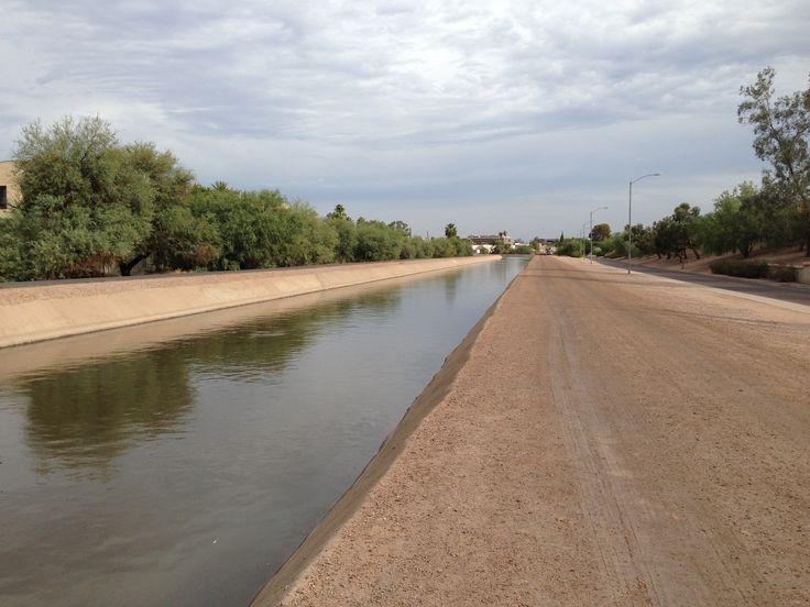 Grand Canal - Phoenix, AZ