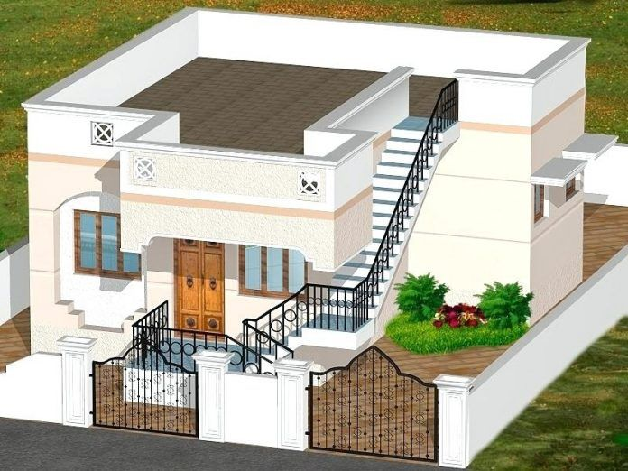 Small House Designs Indian Style Indian House Design House ...