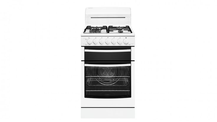 Westinghouse 54cm Freestanding Natural Gas Cooker - White - Appliances - Kitchen Appliances | Harvey Norman Australia