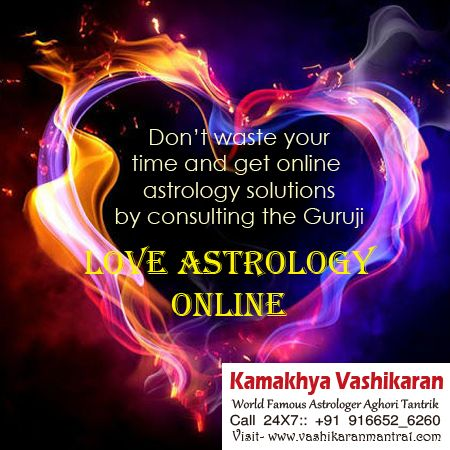 Love Astrology Online provides varieties of services like free online horoscope matchmaking, online astrology predictions about love marriage, Navgrah shanti, remedies for all kind of problems. If you want to consult about your problems, than you can talk to Shashtriji any time. You need not to worry. You can get the Best vedik astrology services regarding horoscope and matchmaking free of cost. Visit:  http://www.vashikaranmantra1.com/love-astrology-online/ #astrology #vashikaranspecialist…