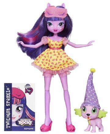 My Little Pony Twilight Sparkle ja Spike