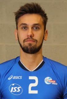 Famous Volleyball Players - Hendrik Tuerlinckx