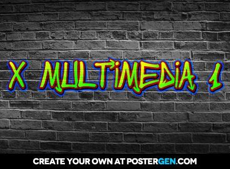 X multimedia 1
