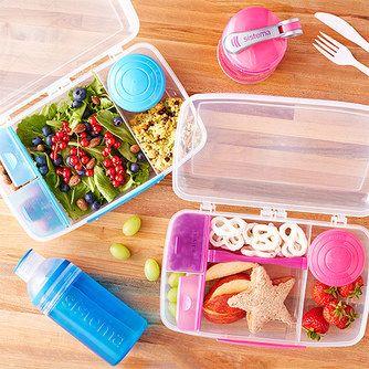 Lunchowe inspiracje razem z maleomi! Szeroki wybór kolorowych i wszechstronnych lunchboxów oraz butelek znajdziecie na www.maleomi.pl #sistema #lunch #sniadanie #obiad #szkola #praca #zdrowie #jedzenie #healthy