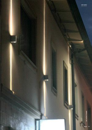 24 Best Images About Architectural Exterior Led Floodlighting On Pinterest Gardens Flats And