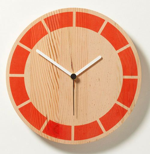 This clock in my kitchen would make me so happy!