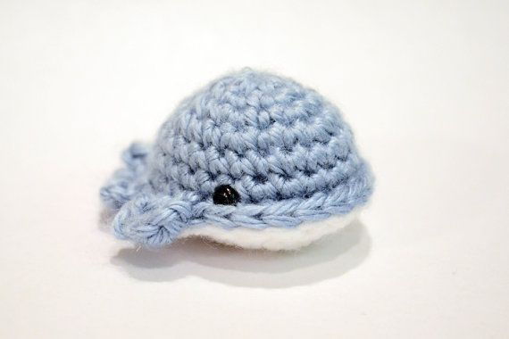 Mini Amigurumi Whale : 17 Best images about Crocheted on Pinterest Crochet ...
