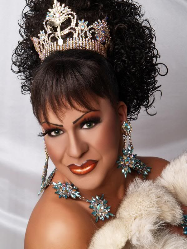 from Messiah miss gay usa pageant