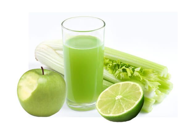 Take the recipe of a fat burning cocktail. This drink is for those who keep a healthy lifestyle. This apple and celery cocktail is noncaloric, refreshing and full of vitamins. In addition it is tasty and healthy at the same time. Ingredients: 1 green apple 4 celery stalks 100 ml mineral water 30 ml lemon juice some ice cubes Cooking…