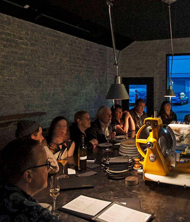 Bennie's best bars: Sidecar, Hobart