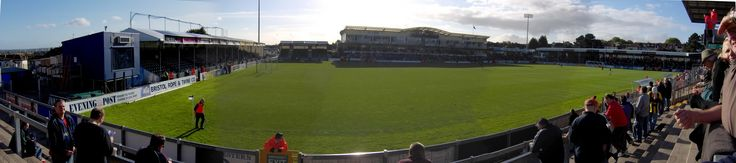 Memorial Stadium - Panoramic - Bristol Rovers FC