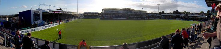 Memorial Stadium - Panoramic - Bristol Rovers FC