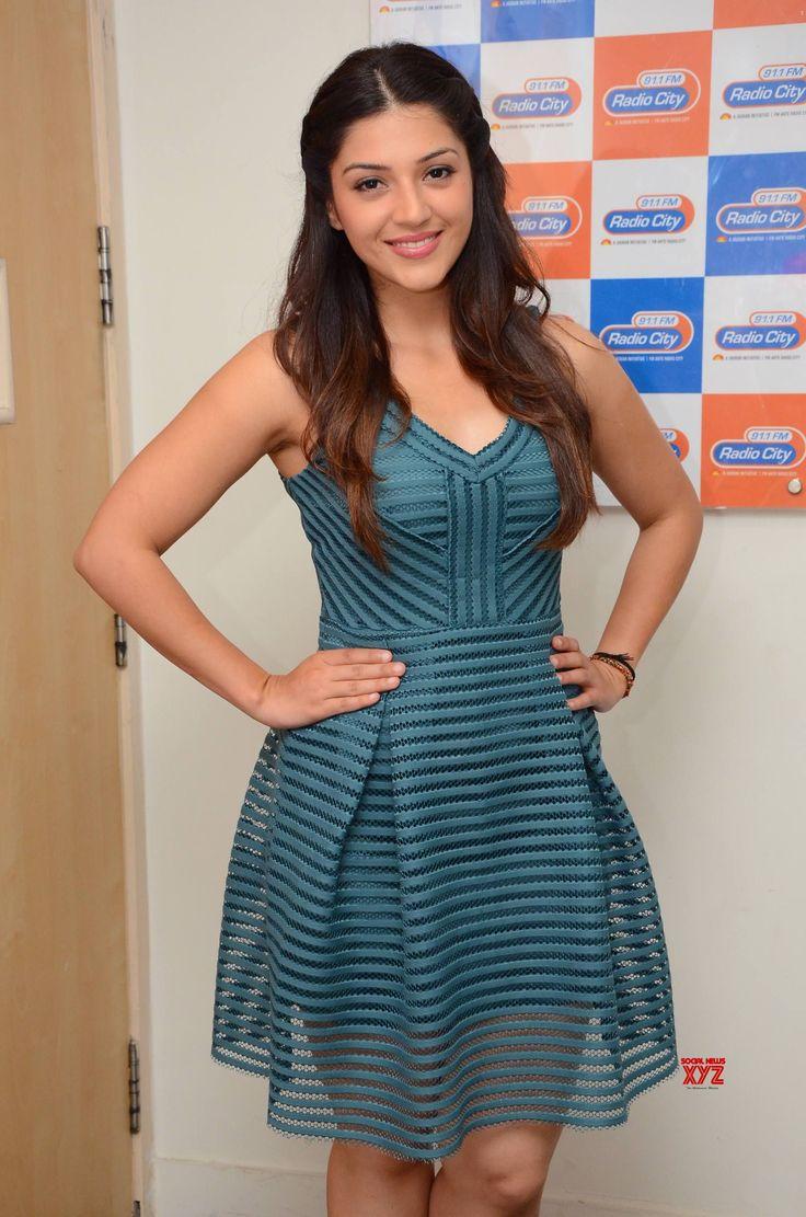 Actress Mehreen Kaur Pirzada Stills From Radio City For Raja The Great Promo - Social News XYZ