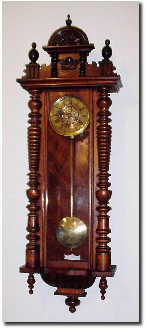 Antique German Wall Clocks Antique German Or Germany