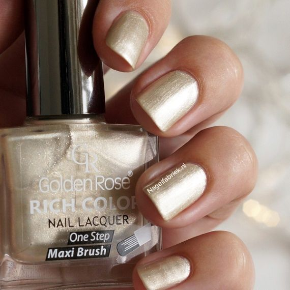 Golden Rose Rich Color 55 Swatch - Blog Nagelfabriek