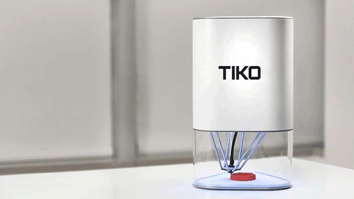 Tiko 3D : l'imprimante 3D pas cher à 179 € ! | Objets Connectés sur Aruco.com
