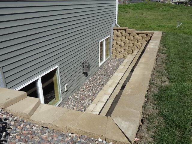 51 best new homes in the twin cities mn images on for Daylight basement windows