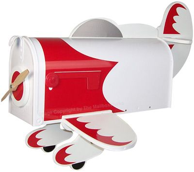 Take some time to browse these exciting post mount train shaped mailboxes and plane shaped mailboxes for sale by Pinehill Woodcraft and More Than a Mailbox. Description from mailboxworks.com. I searched for this on bing.com/images