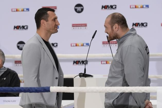 Tyson Fury vs. Wladimir Klitschko 2 Postponed: Latest Details and Reaction