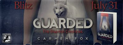 The Creatively Green Write at Home Mom: Release Day Blitz Guarded by Carmen Fox